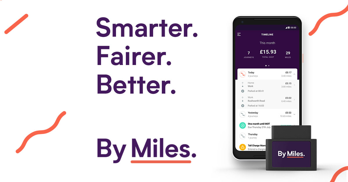 by miles car insurance you pay by the mile